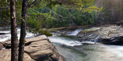 Nymph Falls, Courtenay, BC