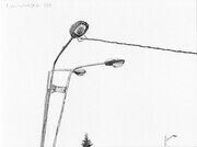 Light Standard  - Graphite