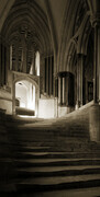 Sea of Stairs, Wells Cathedral